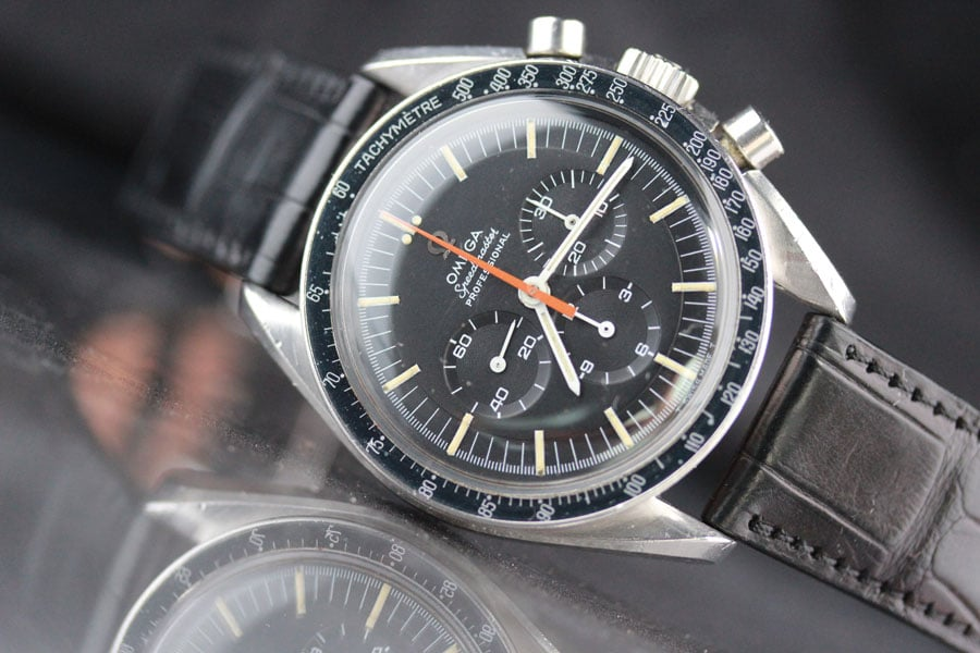 Omega: Speedmaster Referenz 145.012 Buzz Aldrin