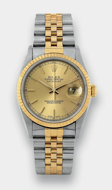 Rolex: Oyster Perpetual Datejust von 2003