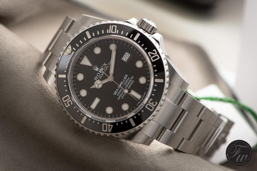 Rolex: Sea-Dweller 116600