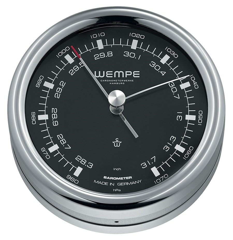 Wempe Maritim:</br>Pilot III Barometer