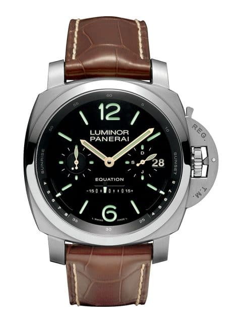 Panerai: L'Astronomo Luminor 1950 Equation Of Time Tourbillon Titano, 2010