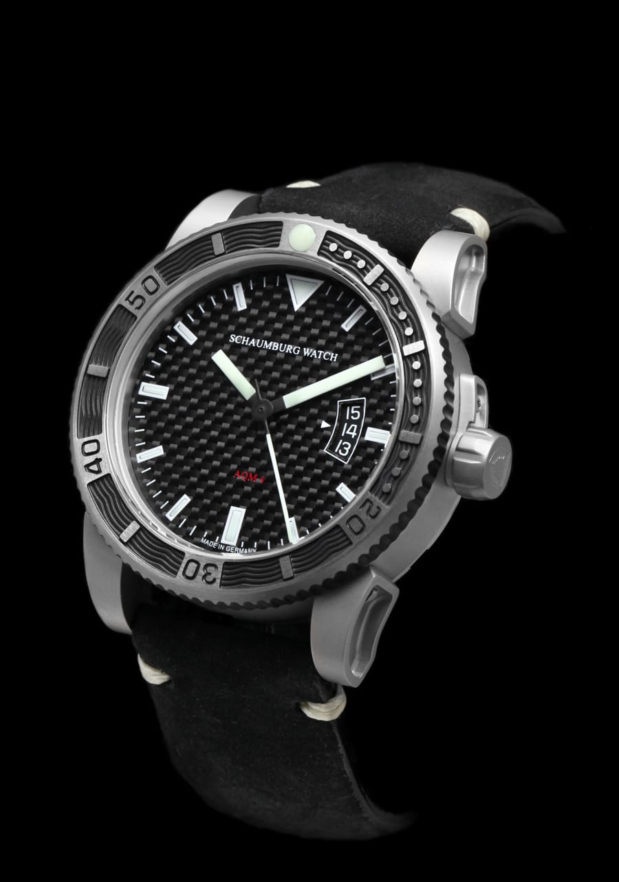 Schaumburg Watch: AQM 4 Carbon