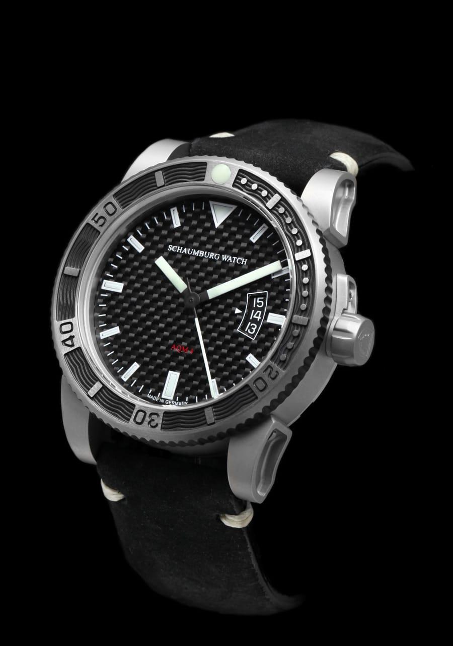 Schaumburg Watch: AQM 4 Carbon