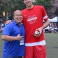 JeanRichard-National-Sales-Director Paul Erhardt und Basketballer Dirk Nowitzki