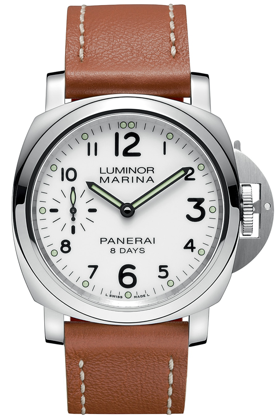 Panerai: Luminor Marina 8 Days Acciaio 44 mm