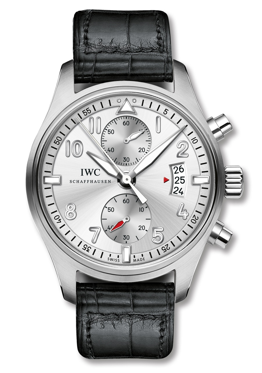 "IWC: Fliegeruhr Chronograph Edition ""JU-Air"""