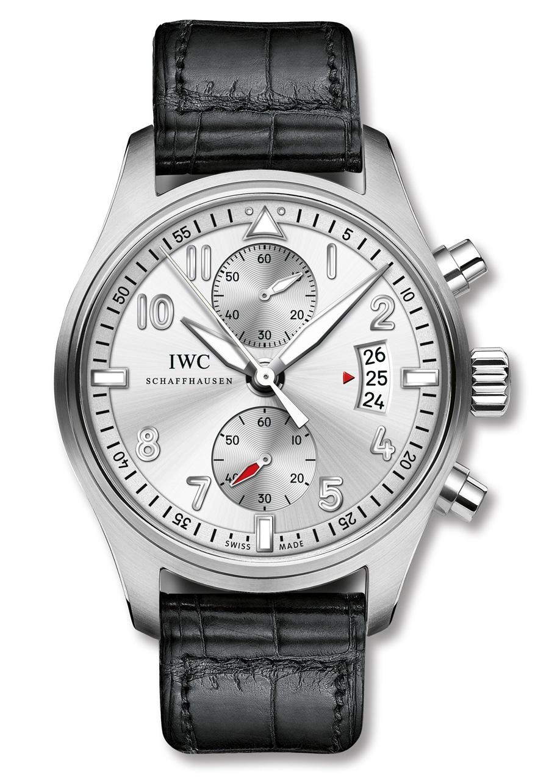 "IWC: Fliegeruhr Chronograph Edition ""JU-Air"""