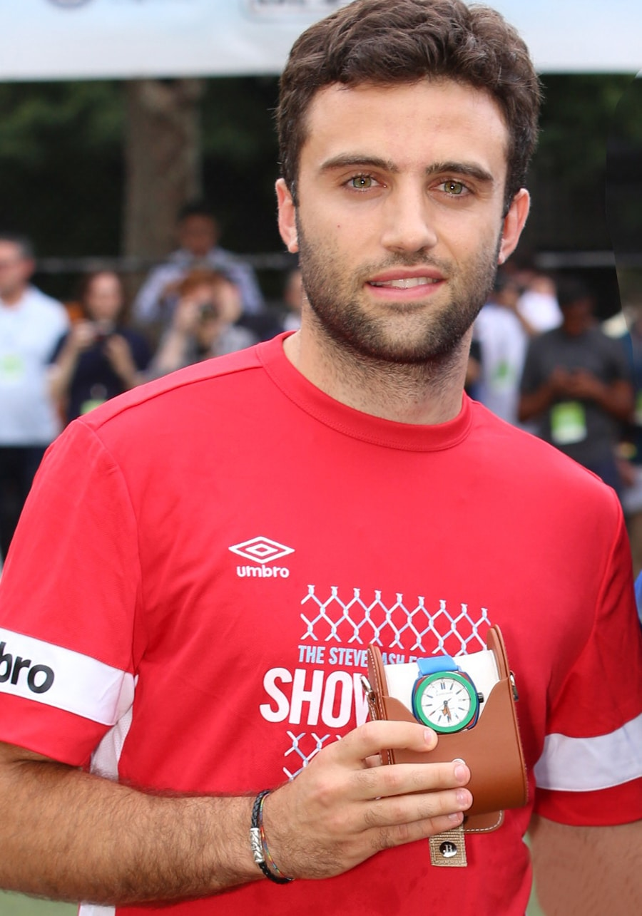 JeanRichard: Fußballer Giuseppe Rossi, Aluminium Terrascope