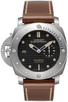 Panerai: Luminor Submersible 1950 Left-Handed 3 Days Automatic Titano