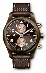 "IWC: Fliegeruhr Chronograph Edition ""The Last Flight"" Rotgoldvariante"