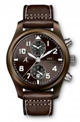 "IWC: Fliegeruhr Chronograph Edition ""The Last Flight"" Titanvariante"