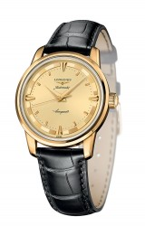 Longines. Conquest Heritage 1954-2014. Gelbgoldmodell