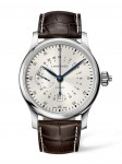 Longines: The Longines Twenty-Four Hours Single Push-Piece Chronograph