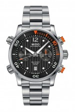 Mido: Multifort Chronograph Caliber 60