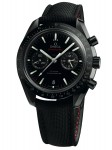 Omega: Speedmaster Moonwatch Black Ceramic