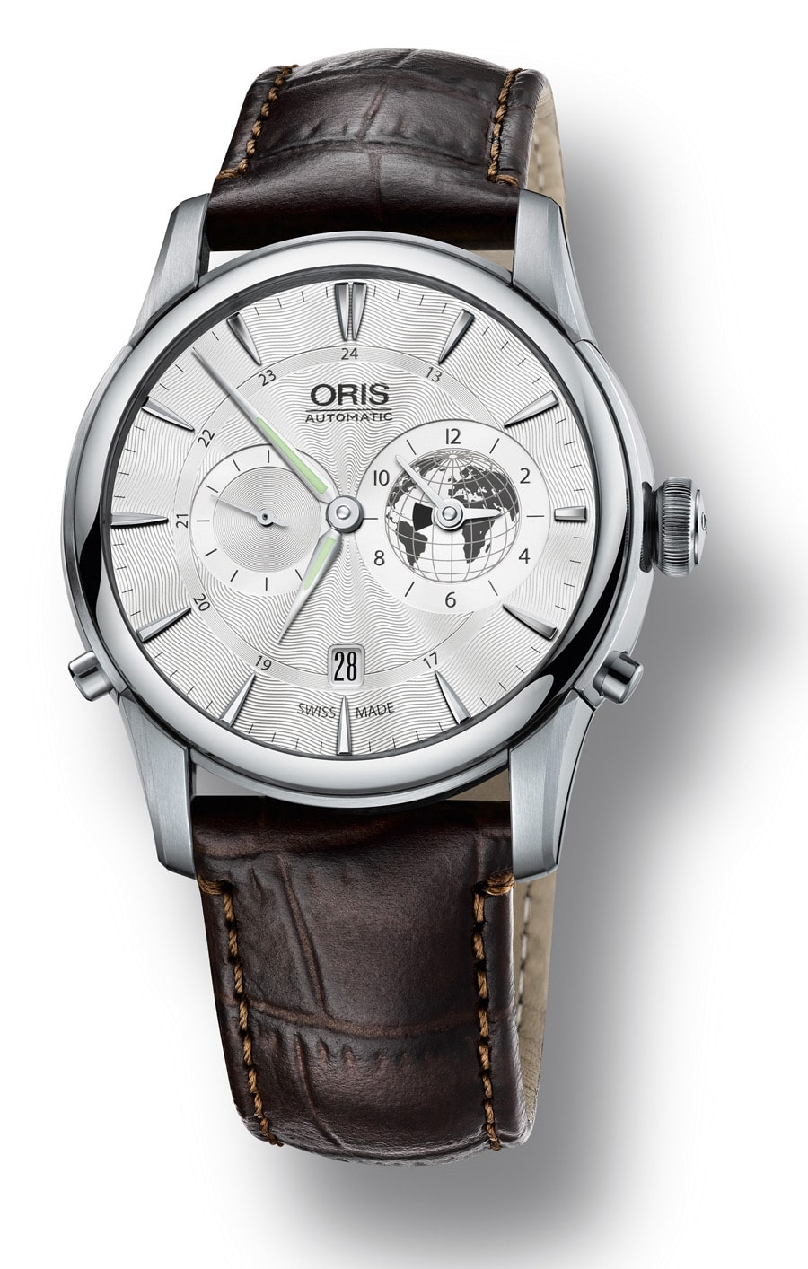 Oris: Greenwich Mean Time Limited Edition