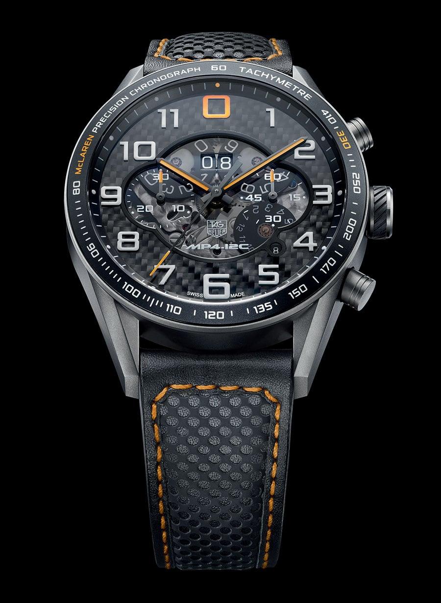 TAG Heuer: Carrera Calibre 1887 Chronograph McLaren