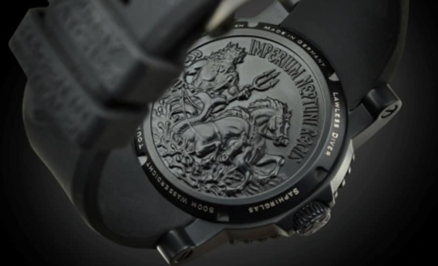 Tourby Watches: Lawless Taucheruhr