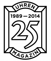 25 Jahre UHREN-MAGAZIN