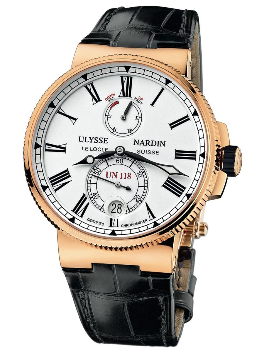 Ulysse Nardin: Marine Chronometer Manufaktur