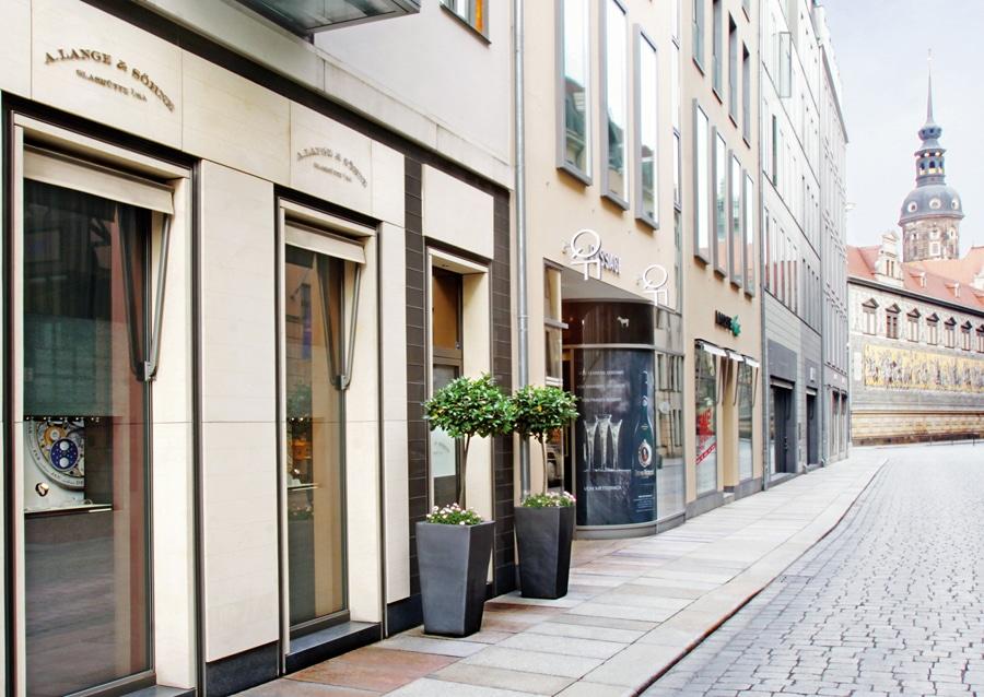 IBG Exklusiv präsentiert: A. Lange & Söhne Gala-Dinner, Lange-Boutique Dresden