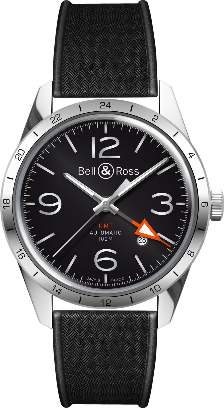 Bell & Ross: Vintage BR 123 GMT 24H