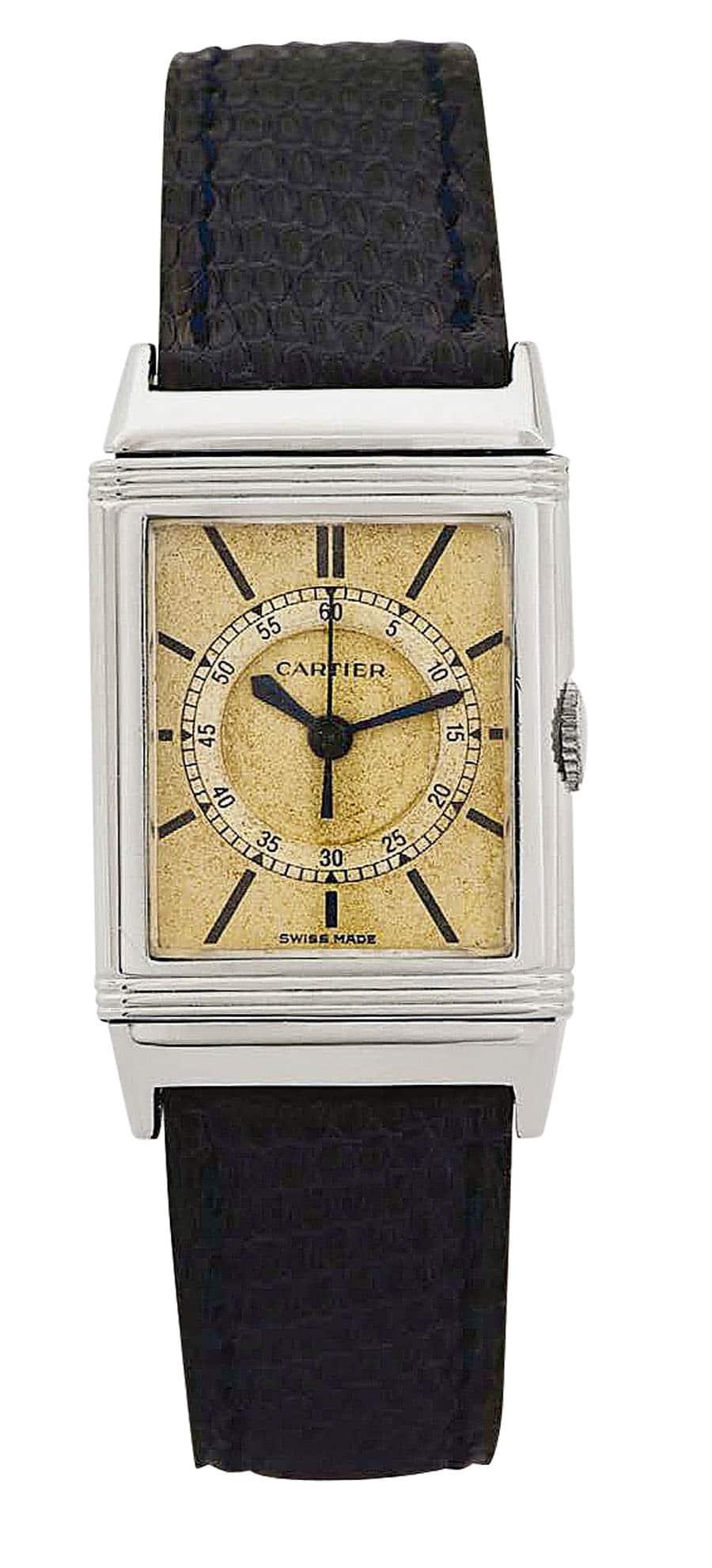 """""""Cartier""""-Reverso: 1952"""
