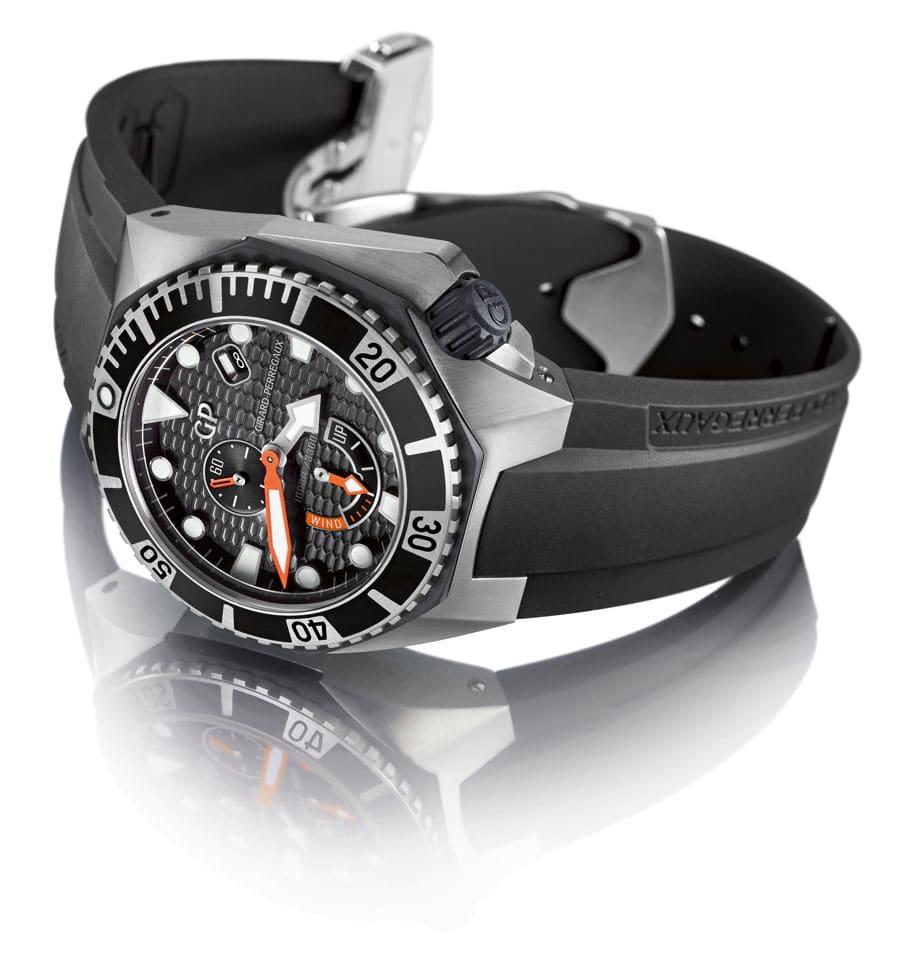 Noch bis 25. September 2014 zu gewinnen: Girard-Perregaux Sea Hawk