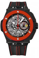 Hublot: Big Bang Ferrari Red Ceramic