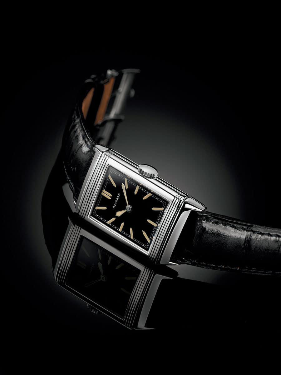 Jaeger-LeCoultre: Reverso, 1931