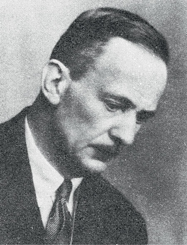 Geschäftsmann César de Trey