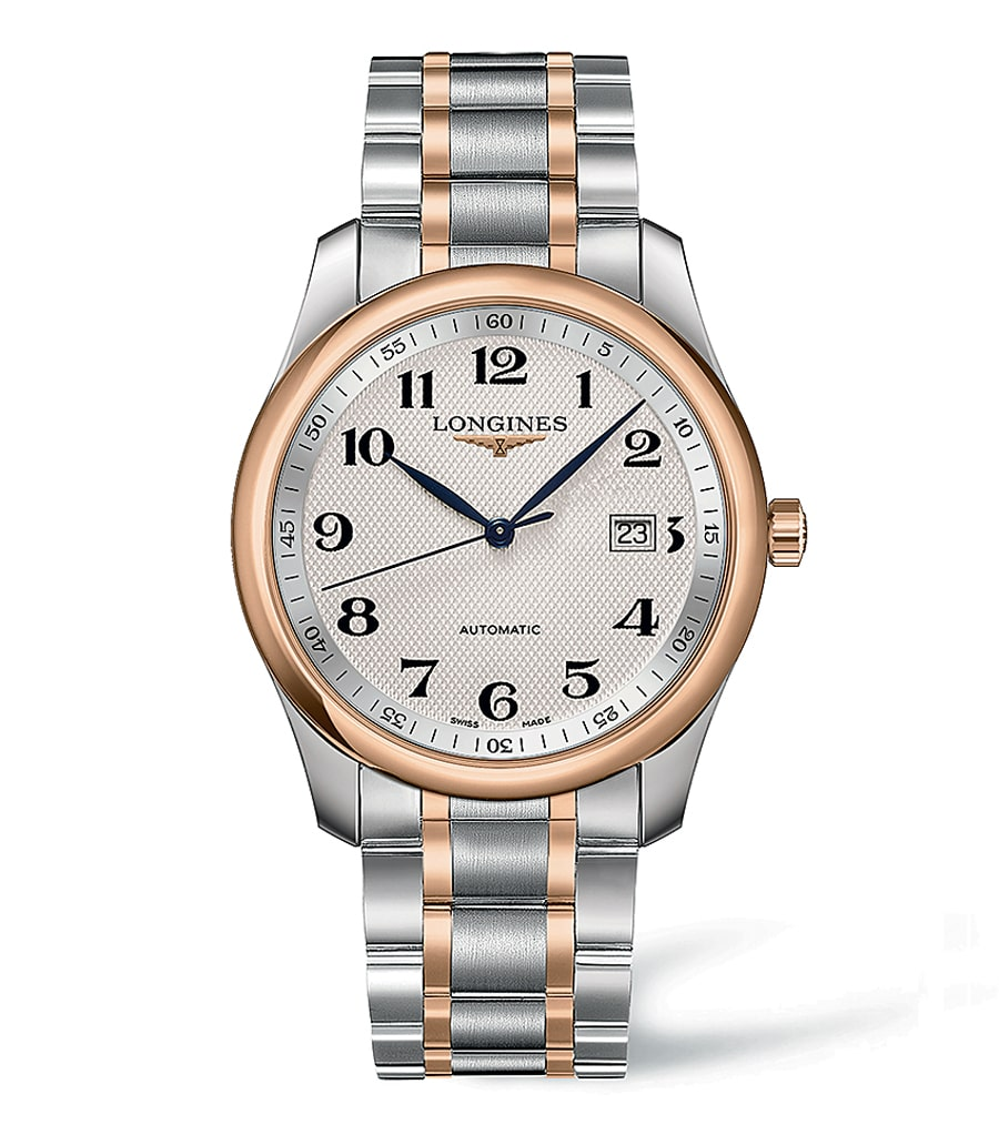 Longines: The Longines Master Collection, Bicolor