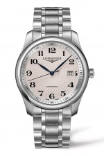 Longines: The Longines Master Collection, Edelstahl