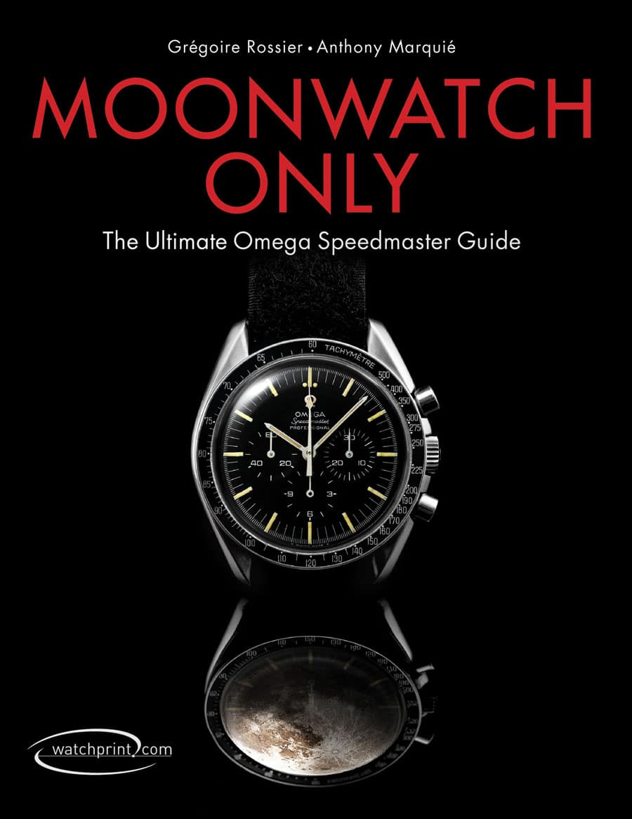 Omega-Speedmaster-Buch Moonwatch Only