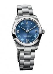 """Rolex: Oyster Perpetual """"Azzurroblau"""""""
