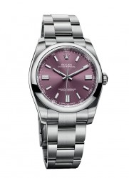 """Rolex: Oyster Perpetual """"Red Grap"""""""