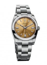 "Rolex: Oyster Perpetual ""White Grape"""