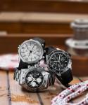 Taucherchronographen-Test: Breitling, IWC und Tag Heuer