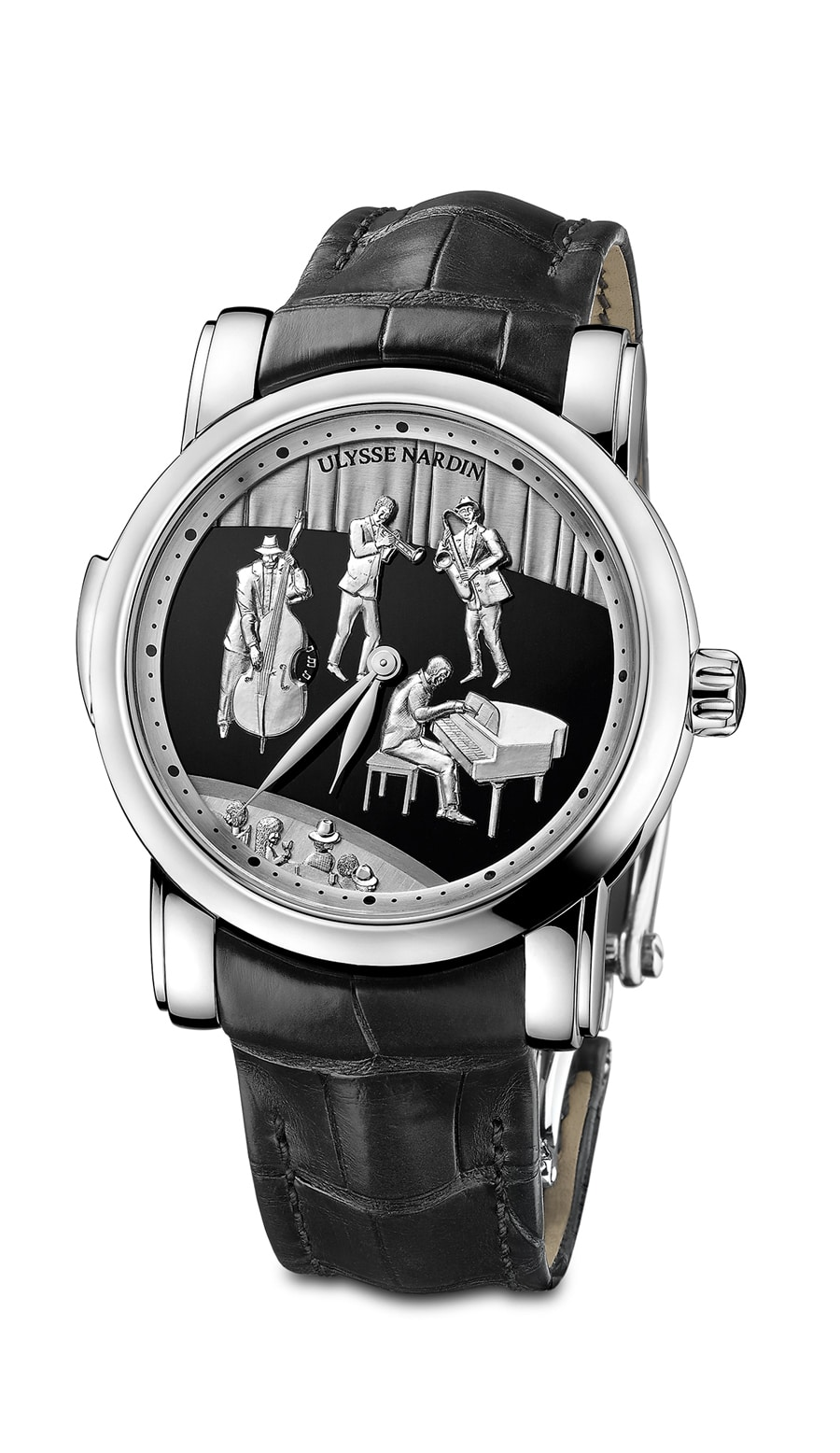 Ulysse Nardin: Jazz Minute Repeater