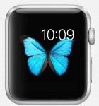 Eines von vielen Zifferblättern der Apple Watch.