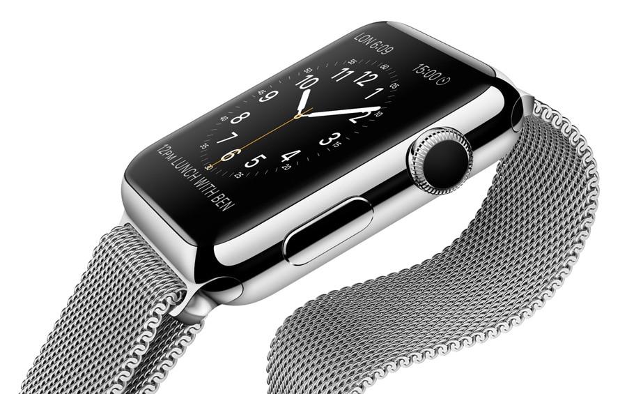 Kommt 2015: die Apple Watch