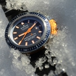 Edox Hydro Sub North Pole Limited Edition