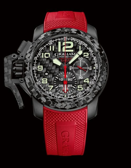 Graham: Chronofighter Oversize Superlight Carbon