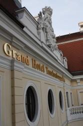 Das historische Taschenbergpalais ist Ausgangspunkt der UHREN-MAGAZIN-Leserreise 2014 nach Glashütte.