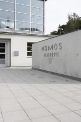 Die Manufaktur Nomos fertigt ihre Kleinteile im ehemaligen Bahnhof von Glashütte.