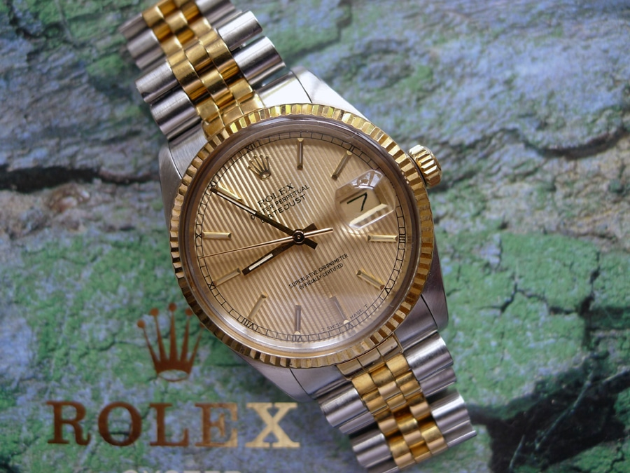 Rolex: Datejust, Referenz 16013