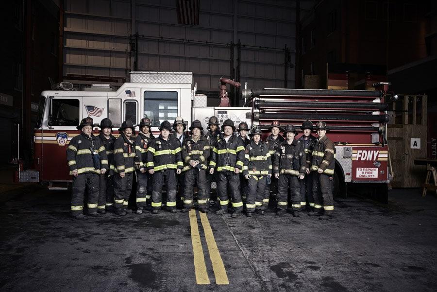 New Yorker Feuerwehr