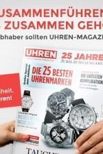 Abo-Sonderangebot: Tag der Deutschen Einheit, Uhren-Magazin