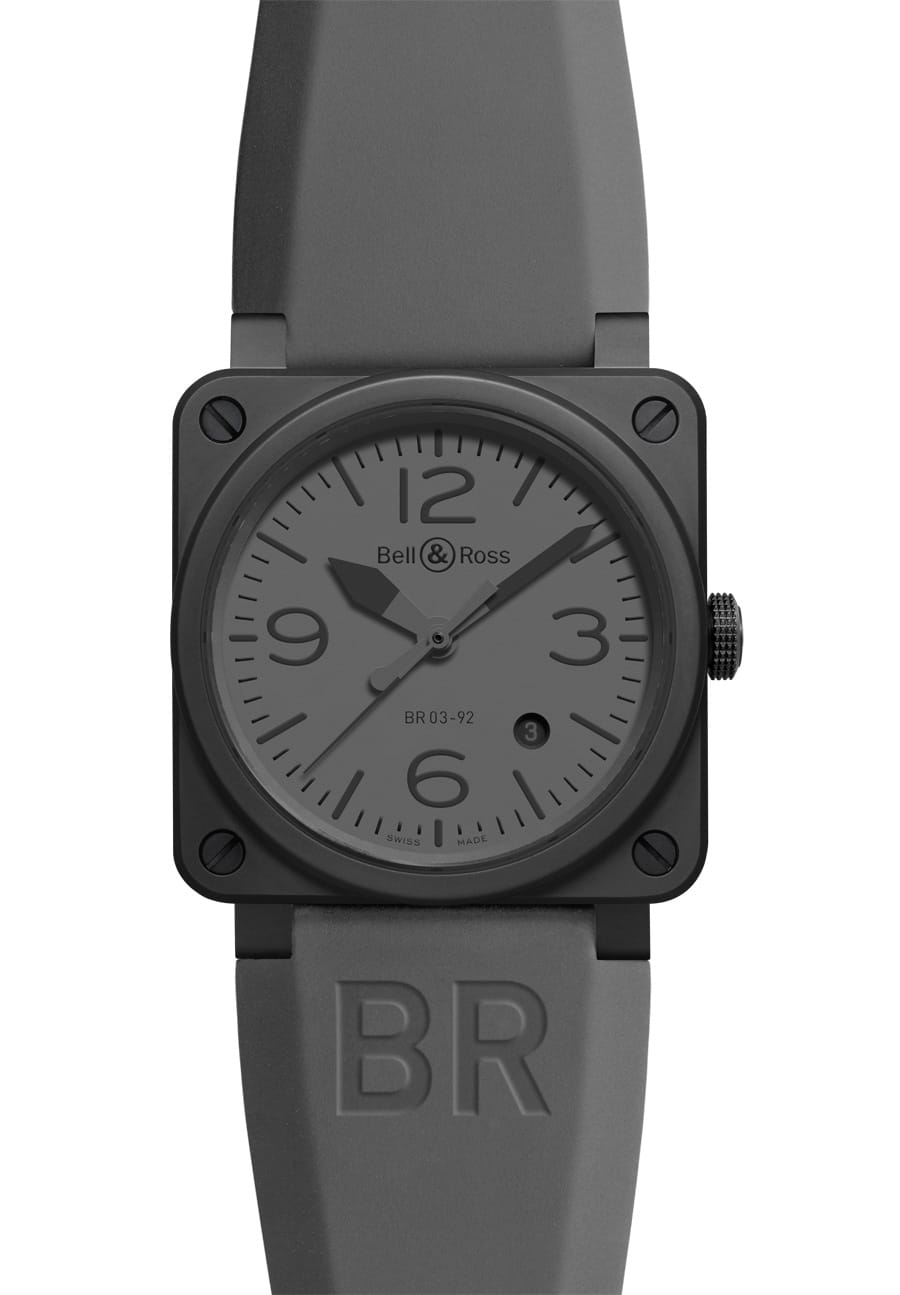 Bell & Ross: BR 03-92 Ceramic Commando