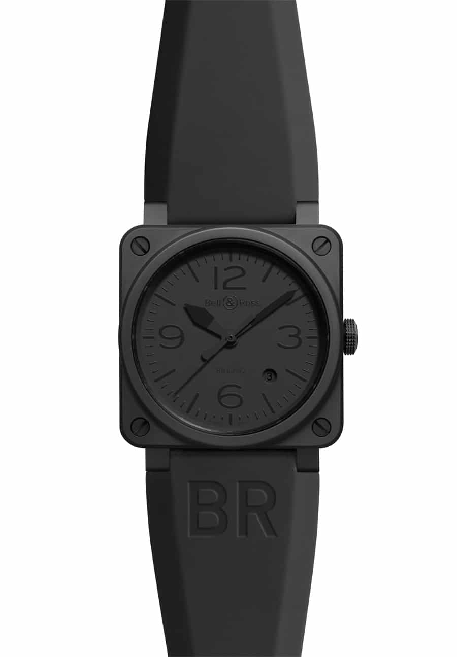 Bell & Ross: BR 03-92 Ceramic Phantom